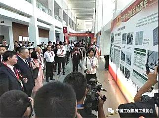 【展会快讯】泰信亚搏直播视频app获评BICES 2019中国工程亚搏直播视频app专业化制造商50强
