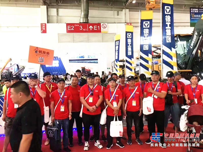 """聚北京 向未来 机友会用户观展团再掀BICES 2019 """"红色旋风"""""""
