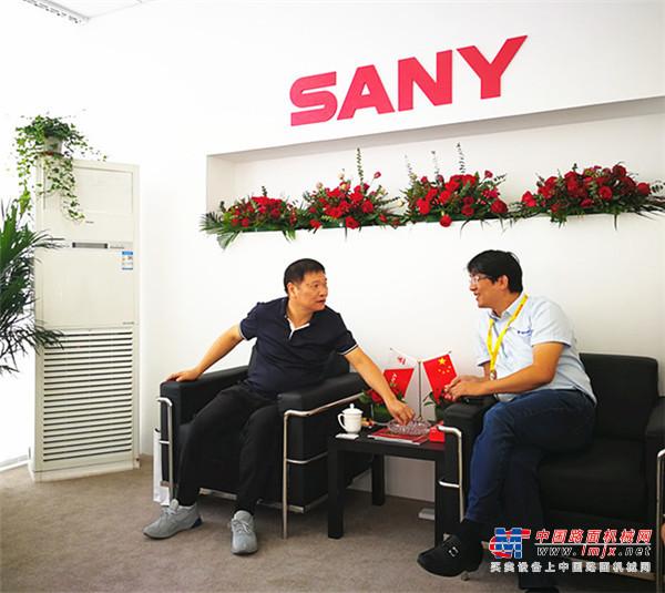 中国路面机械网精彩绽放 BICES 2019