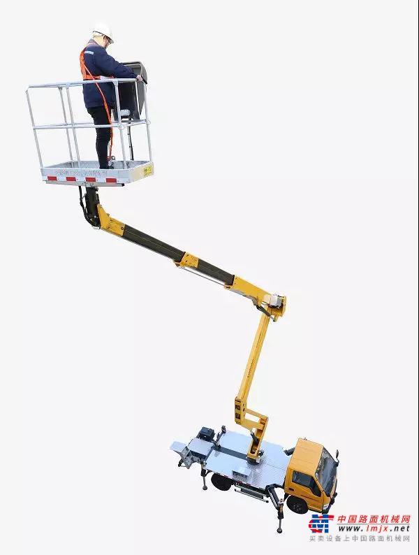 柳工C系列高空作业车,你的优质选择!