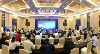 精英汇聚!2019二手工程机械发展论坛在山东枣庄成功举行