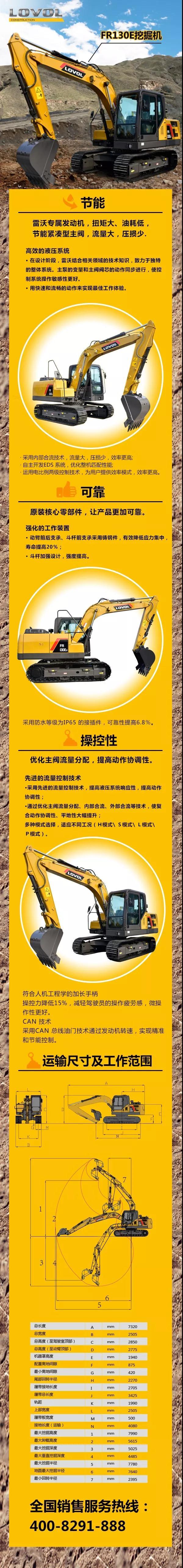 【新品上市】雷沃FR130E<a href='https://www.lmjx.net/wajueji/' target='_blank'>挖掘机</a> 超大扭矩 更低油耗