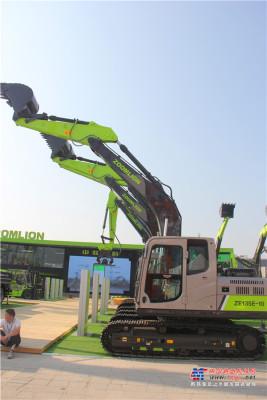 高效可靠,传承经典 中联重科E-10系列新品之ZE135E-10挖掘机