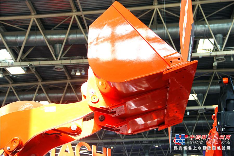 表现出众 日立新型ZW310-5A轮式装载机