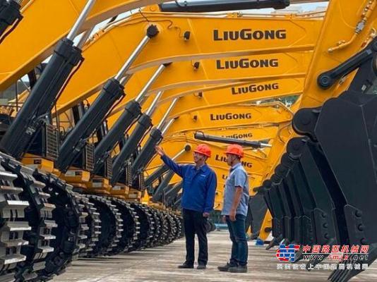 广西柳工集团:享誉全球的中国品牌 中华民族的骄傲