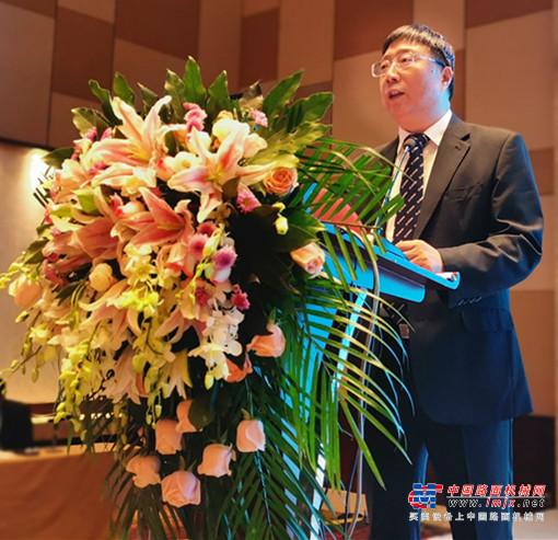 创新驱动·高质量发展  2019混凝土机械分会年会在徐州召开