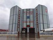山推建友多套设备助力江苏南沿江城际铁路项目建设