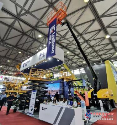 新无界·境自高 | 柳工亚洲高空作业机械展完美收官
