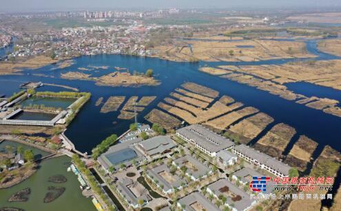 中国能建在雄安新区中标首个水利项目