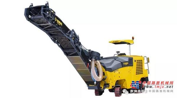 """有奖互动   """"产量高、易操控、更舒适""""——宝马格BM1000/35铣刨机的秘密"""