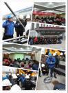 重要的事情说一遍怎么能够!陕建机械第十九届SCMC-ABG摊铺机培训班开课了!