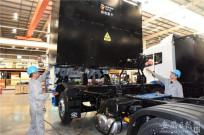 华菱星马:30台汉马H7换电式纯电动重卡即将发往北京市场