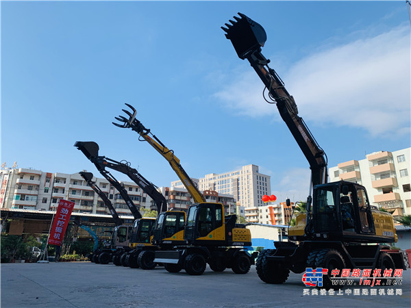 再下一城 劲工2020年新品发布会惠安站顺利举行