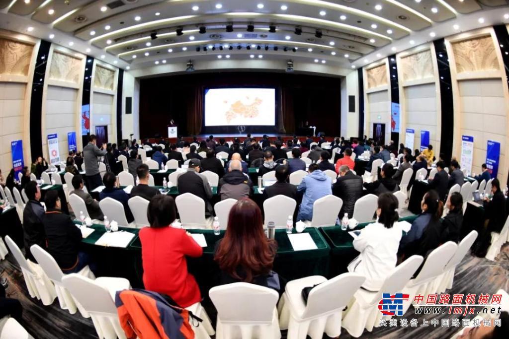 柳工高管与百余名企业家代表分享交流国际化经验