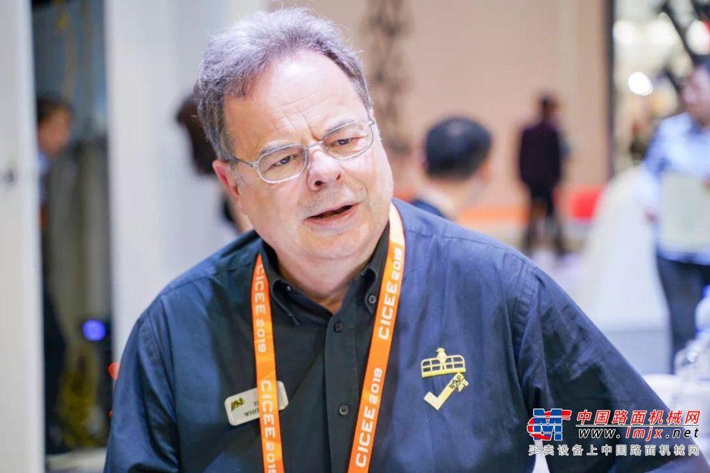 IPAF前CEO——Tim Whiteman正式出任星邦欧洲子公司CEO!
