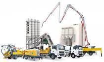 环保先锋丨徐工V7国六泵车批量进驻北京深圳市场