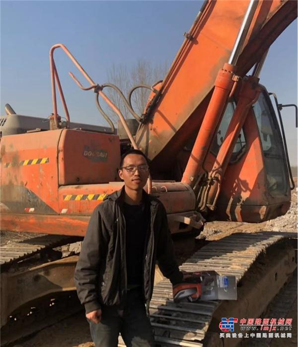 斗山:用可靠承载挖机人的理想与重托