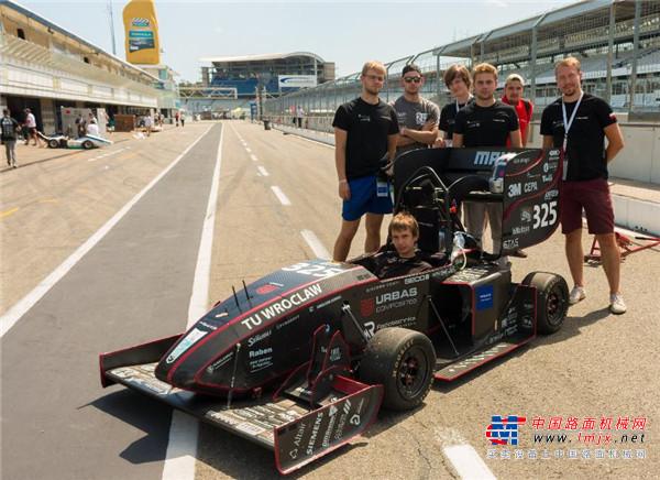 轻松完赛:igus工程塑料滑动轴承在大学生方程式车赛中表现一流
