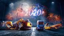 徐工:新年献词!2020年让我们不负韶华、笃定前行!