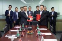鹏程亚洲战略签约徐工建机 携手共拓工程机械大市场