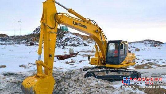 柳州制定極地工況工程機械標準成全國示范