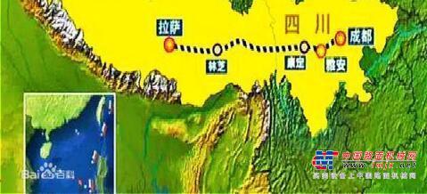 川藏铁路有限公司成立:注册资本2000亿!