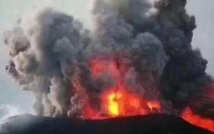 小重在现场 菲律宾塔阿尔火山爆发 国机重工火速赈灾