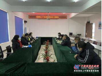 中联重科与时间赛跑——武汉蔡甸抗肺炎应急工程建设