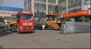 """众志成城,抗击疫情  中大亚搏直播视频app支援西安""""小汤山""""医院开建"""