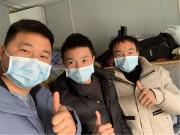 """机友会对话""""疫""""线工程亚搏直播视频app三兄弟:""""逆行""""助力武汉火神山医院建设"""