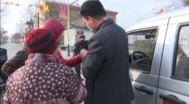 疫情下最美举动:山西晋中微挖联盟会长王鹏自费为村民发放口罩