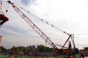 北京:多项轨道工程建设项目陆续复工
