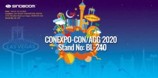 星邦诚邀您共赴CONEXPO-CON / AGG 2020
