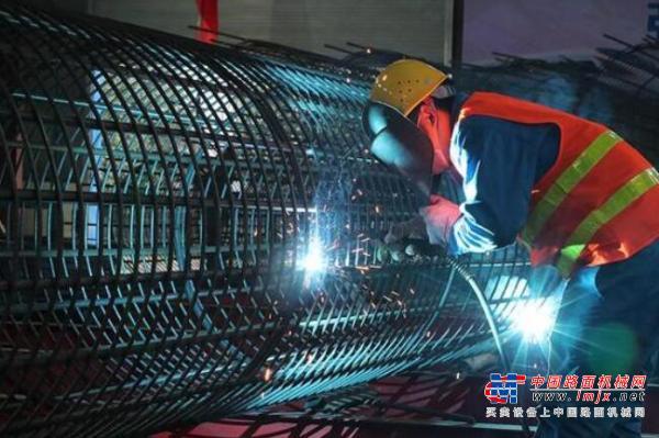 滁宁城际铁路二期工程复工生产