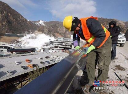 北京15项冬奥工程项目陆续复工