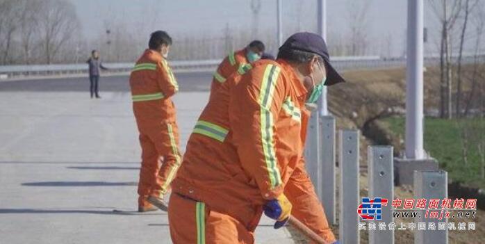 济徐高速太白湖互通立交项目建设已经复工