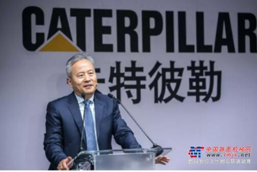 """卡特彼勒陈其华:中国终将打赢这场艰难的战""""疫"""""""