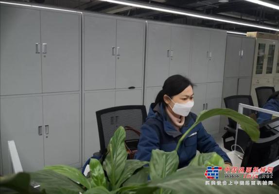 """山河智能:""""我是党员""""——郭美玲战""""疫""""二三事"""