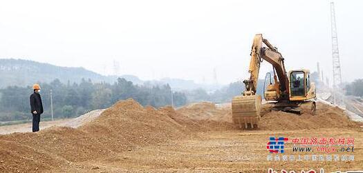 焦柳铁路电气化改造工程项目复工