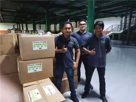 中联重科印尼子公司医护物资采购故事:同气连枝 好兄弟齐聚力
