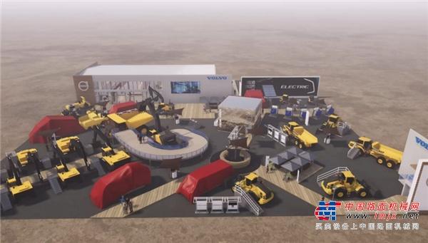 创新筑造未来,沃尔沃建筑设备携重磅产品与服务亮相2020拉斯维加斯国际工程机械展