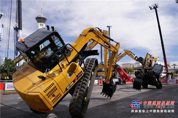 实力演绎大国重器      中国军团强势出击2020美国拉斯维加斯国际工程机械展
