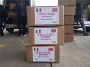 中联重科向意大利捐赠5万只口罩 投桃报李携手共济
