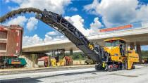 可靠、高效,徐工两米大型铣刨机施工各大高速公路