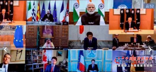 世界大联合!G20峰会重磅启动5万亿美元经济计划!