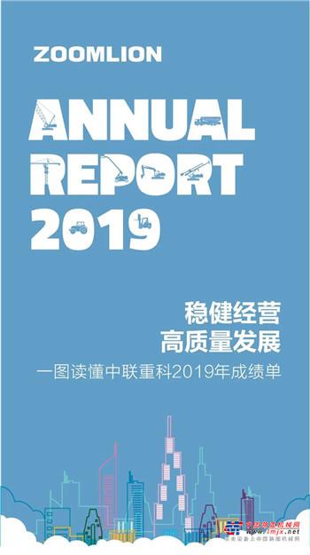 一图读懂丨来了!中联重科2019年成绩单