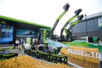 势不可挡开门红!中联重科土方机械一季度销售同比增长600%