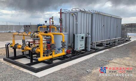 沃斯莱特:沥青搅拌站天然气改造项目建议书