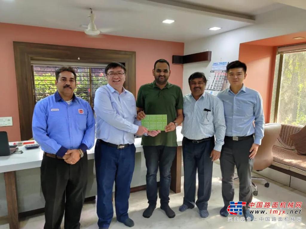 喜讯!三一印度风电公司获ISO 9001质量认证
