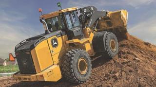盘点:国外轮式装载机生产技术的创新和进步